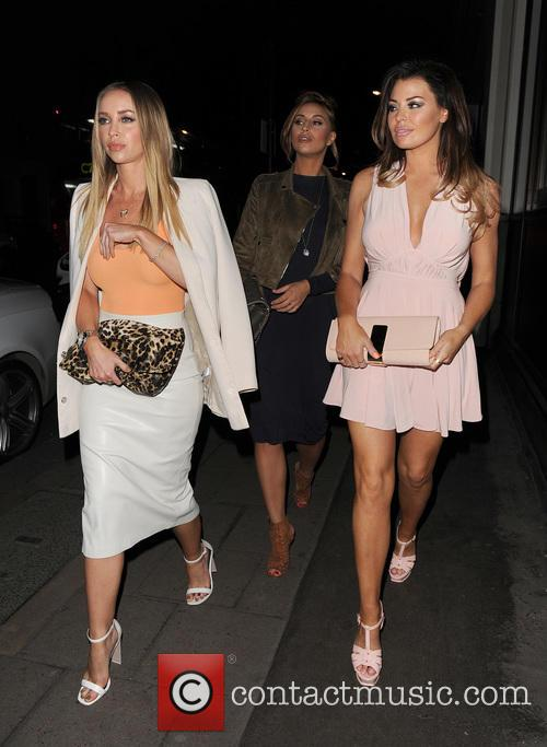 Lauren Pope, Ferne Mccann and Jessica Wright 4