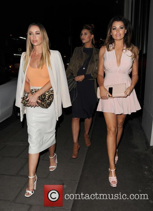 Lauren Pope, Ferne Mccann and Jessica Wright 5