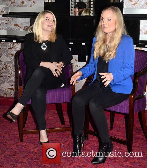 Louise Dearman and Kerry Ellis 7