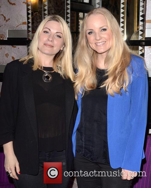 Louise Dearman and Kerry Ellis 11