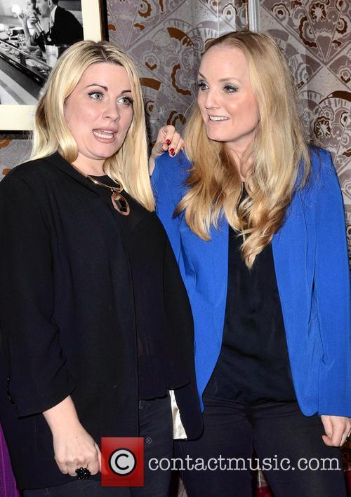 Louise Dearman and Kerry Ellis 1