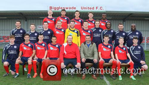 Enrique 'quique' De Lucas and Biggleswade United Fc 2