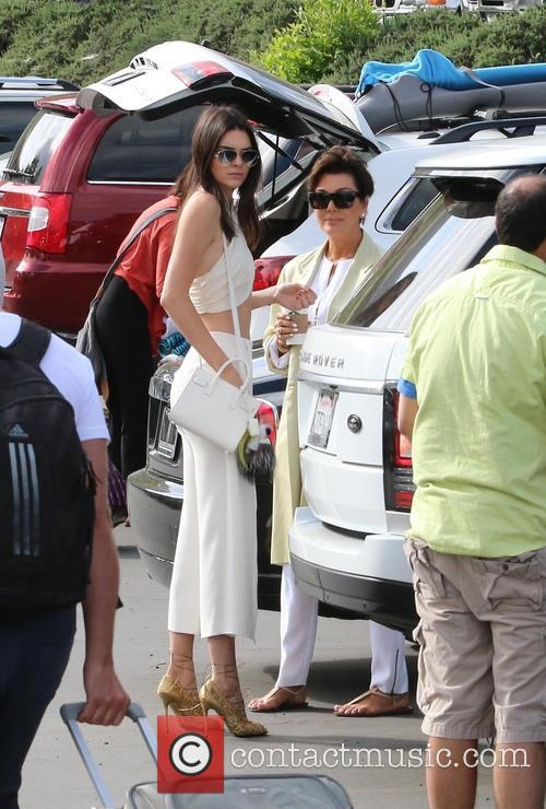 Kendall Jenner and Kris Jenner 3