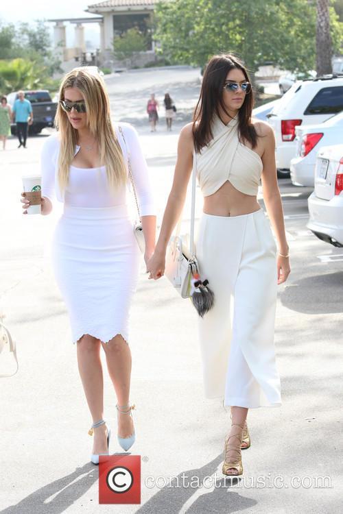 Khloe Kardashian and Kendall Jenner 4