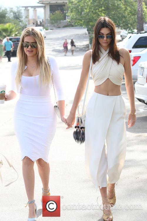 Khloe Kardashian and Kendall Jenner 10