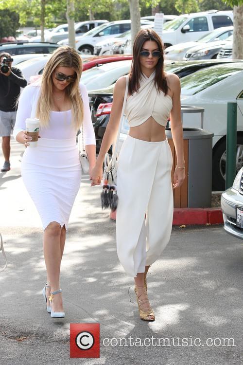 Khloe Kardashian and Kendall Jenner 1