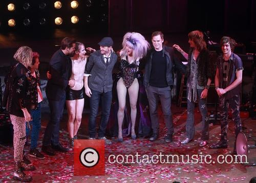 Andrew Rannells, John Cameron Mitchell, Neil Patrick Harris, Lena Hall, Michael C. Hall and Angry Inch Band Members 7