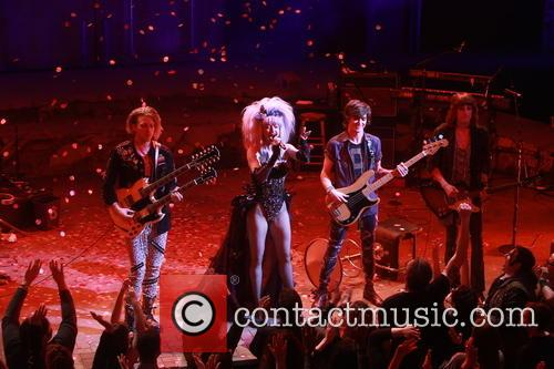 Lena Hall and Angry Inch Band Members 4