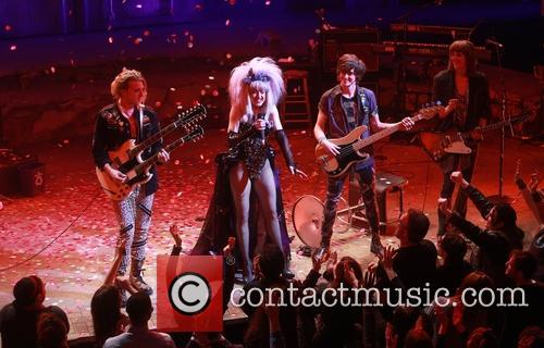 Lena Hall and Angry Inch Band Members 6
