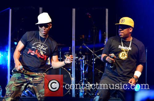 Michael Bivins and Ronnie Devoe 5