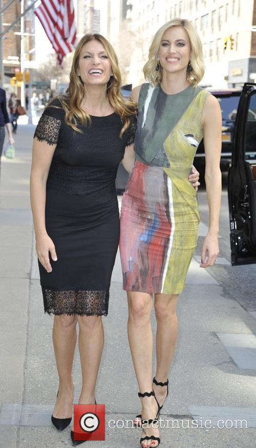 Heather Thomson and Kristen Taekman 2
