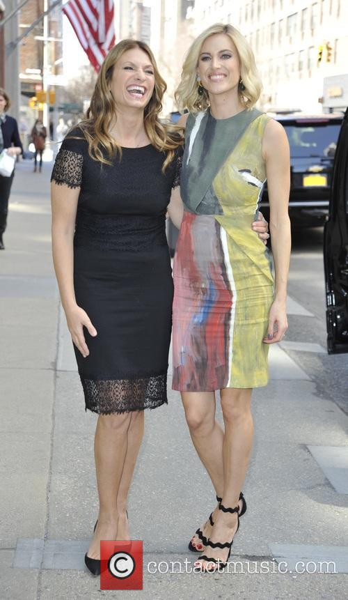 Heather Thomson and Kristen Taekman 3