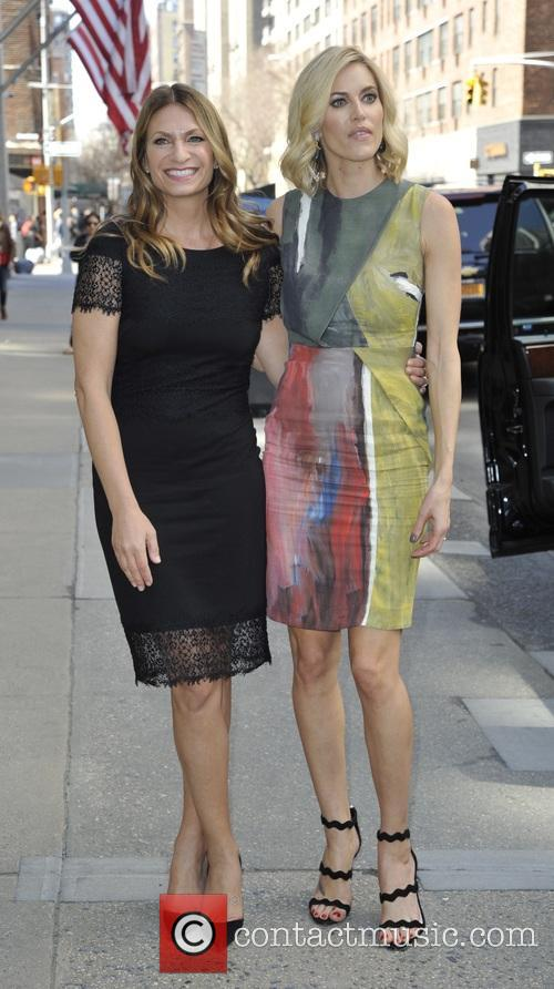 Heather Thomson and Kristen Taekman 1