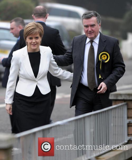 Nicola Sturgeon and John Nicolson 3