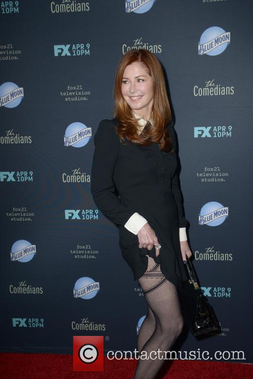 Premiere of FX's 'The Comedians'