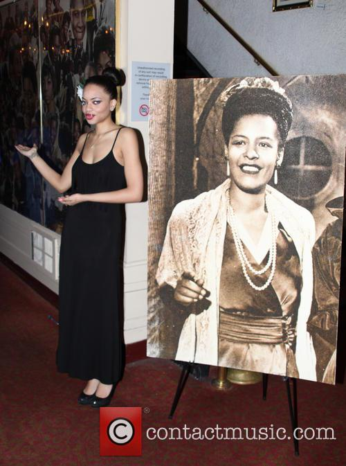 Billie Holiday Apollo Walk of Fame Induction