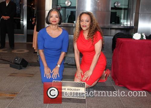 Jonelle Procope and Cassandra Wilson 1