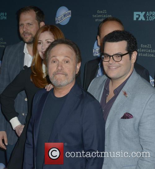 Billy Crystal and Josh Gad