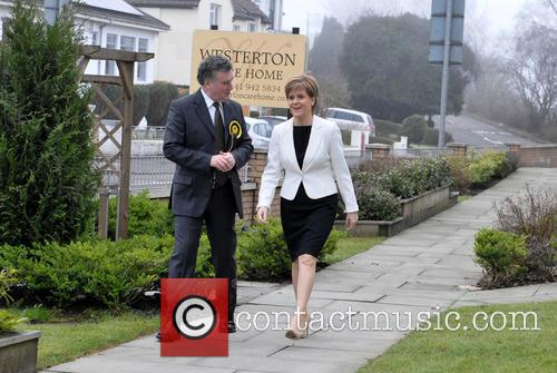 John Nicolson and Nicola Sturgeon 3