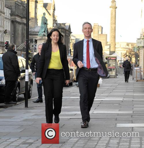 Kezia Dugdale and Jim Murphy 2