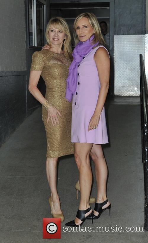Sonja Morgan and Ramona Singer 4
