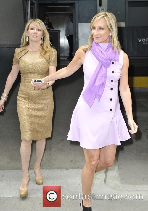 Sonja Morgan and Ramona Singer 5