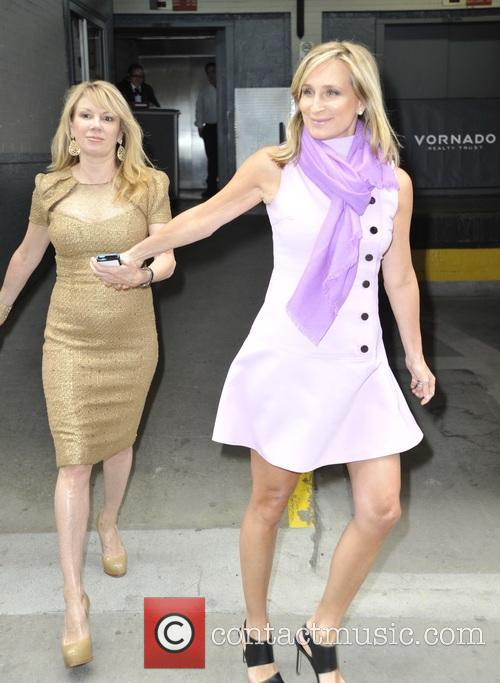 Sonja Morgan and Ramona Singer 6