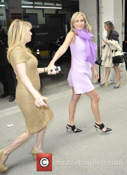 Sonja Morgan and Ramona Singer 8