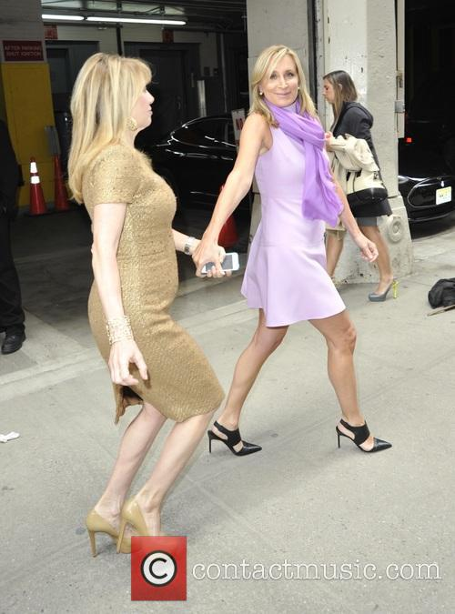 Sonja Morgan and Ramona Singer 9
