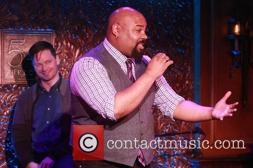 Chris Shockwave Sullivan and James Monroe Iglehart 2