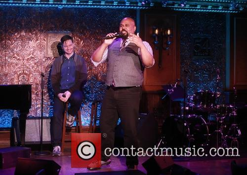Chris Shockwave Sullivan and James Monroe Iglehart 4