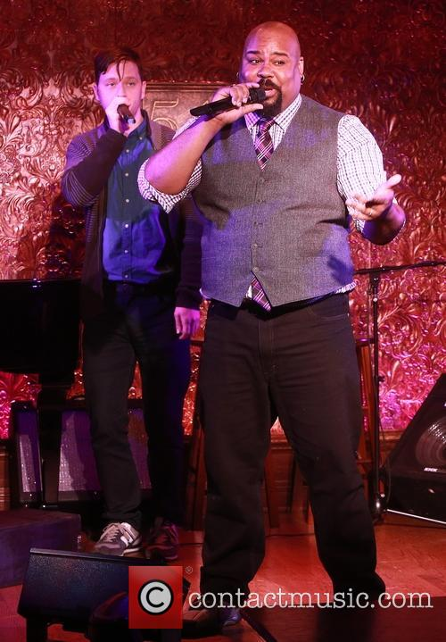 Chris Shockwave Sullivan and James Monroe Iglehart 6