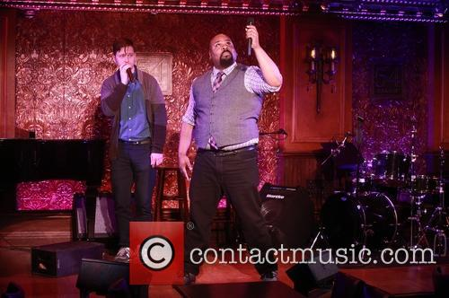 Chris Shockwave Sullivan and James Monroe Iglehart 1