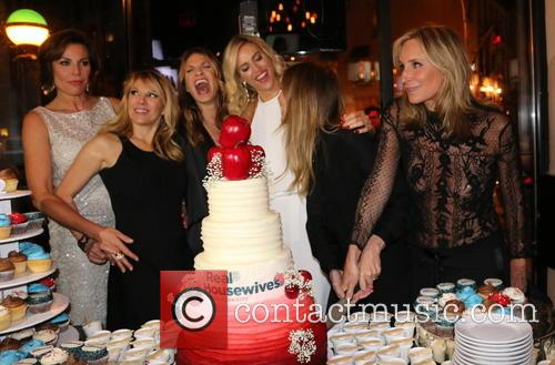 Sonja Morgan, Ramona Singer, Luann De Lesseps, Kristen Taekman, Heather Thomson and Carole Radziwill 4