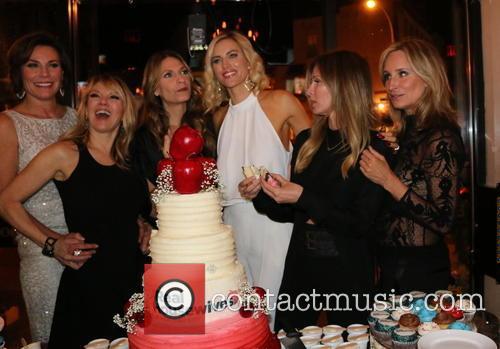 Sonja Morgan, Ramona Singer, Luann De Lesseps, Kristen Taekman, Heather Thomson and Carole Radziwill 5