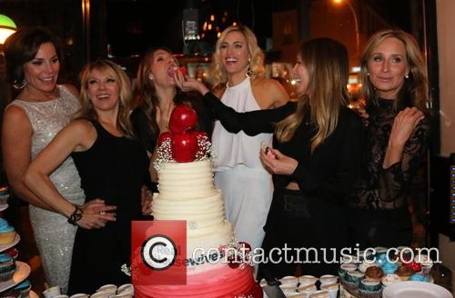 Sonja Morgan, Ramona Singer, Luann De Lesseps, Kristen Taekman, Heather Thomson and Carole Radziwill 6