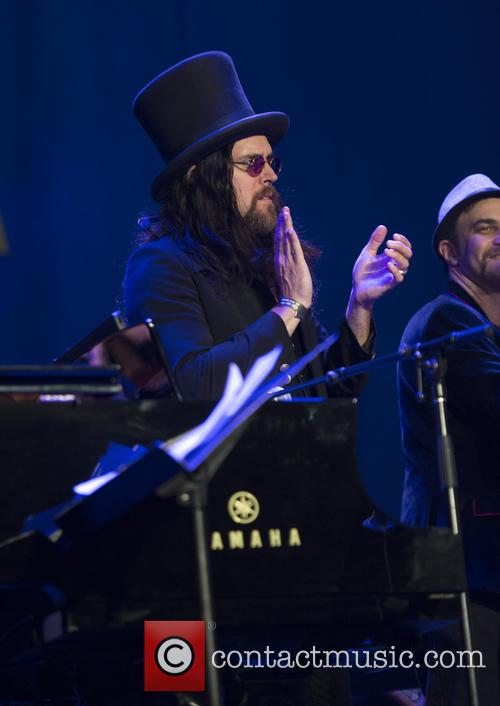 Allen Ginsberg and Damon Fox 6