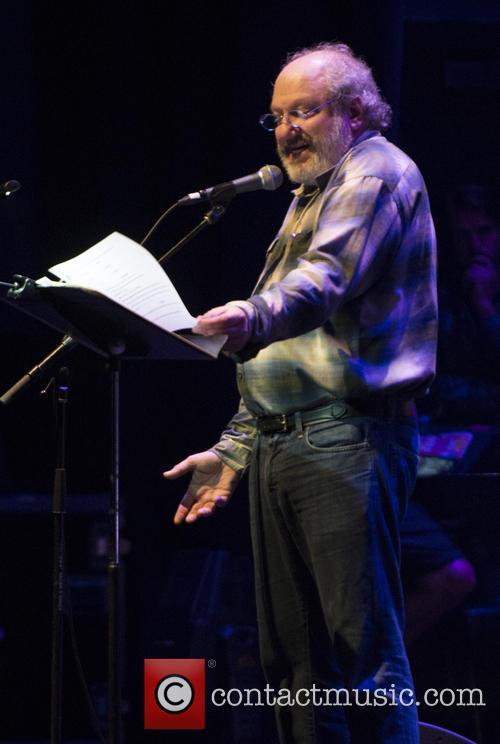 Allen Ginsberg and Hal Willner 3
