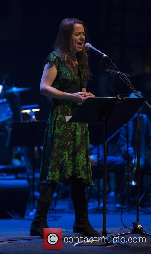 Allen Ginsberg and Petra Haden 4
