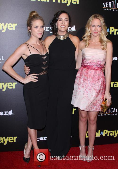 Brittany Snow, Maggie Kiley and Anna Camp 8