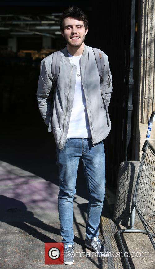 Alfie Deyes 2015 Alfie Deyes Celebrities at The