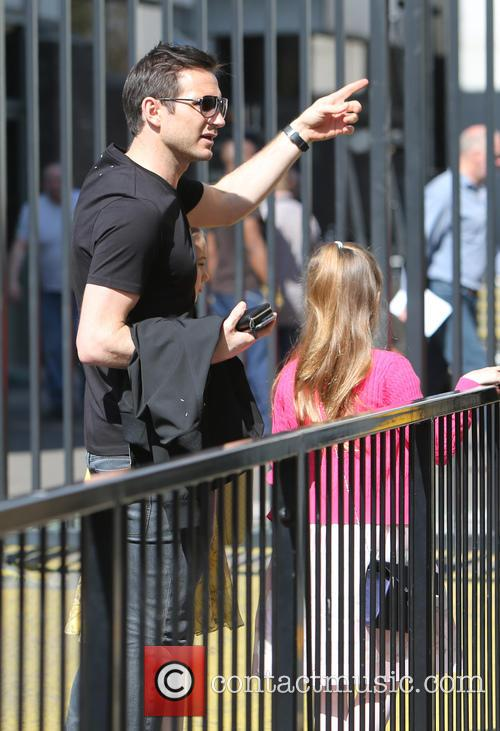 Frank Lampard and Isla Lampard 4
