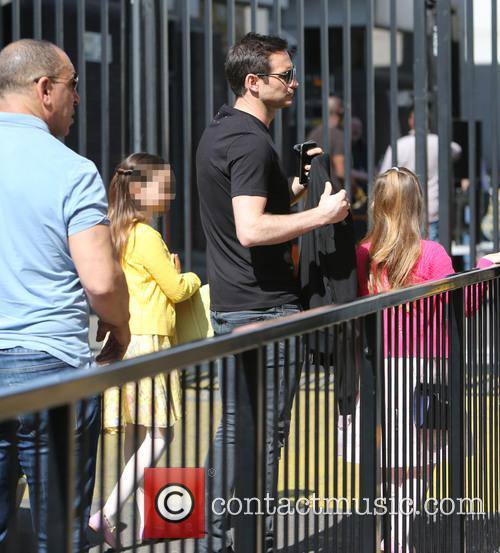 Frank Lampard, Luna Lampard and Isla Lampard 8