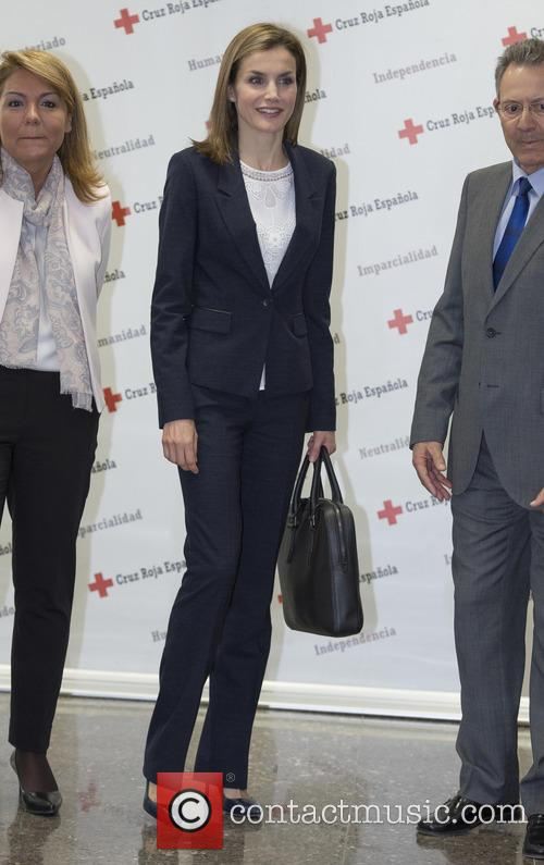 Queen Letizia Of Spain 6