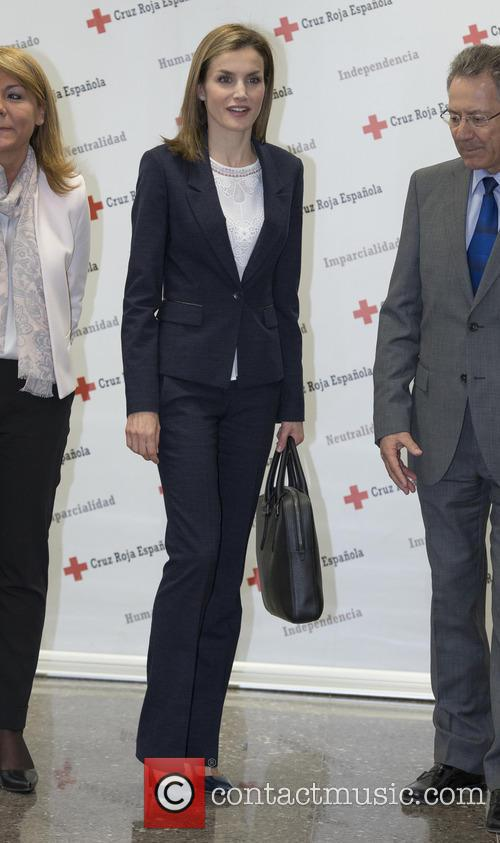 Queen Letizia Of Spain 7