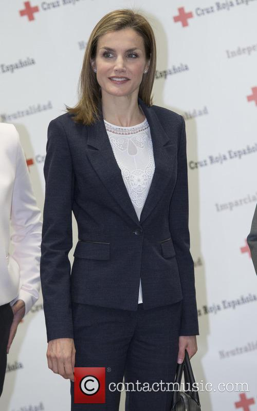 Queen Letizia Of Spain 9