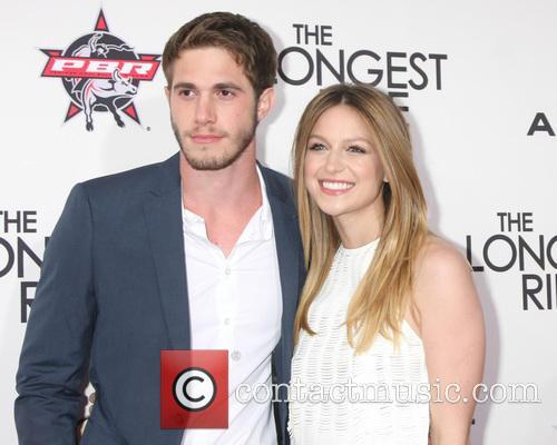 Kyle Jenner and Melissa Benoist 3