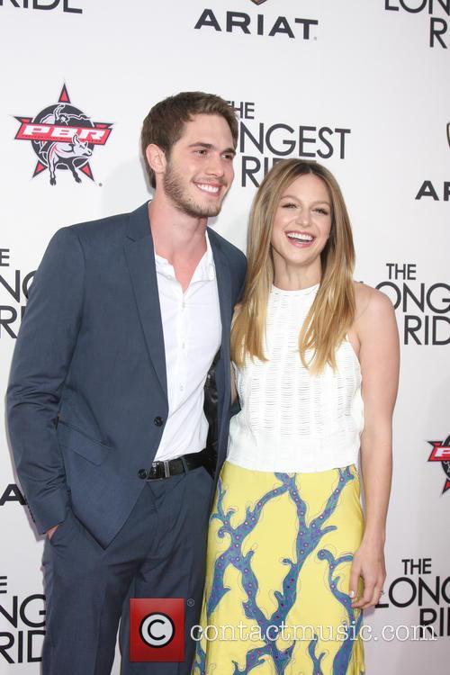 Kyle Jenner and Melissa Benoist 1