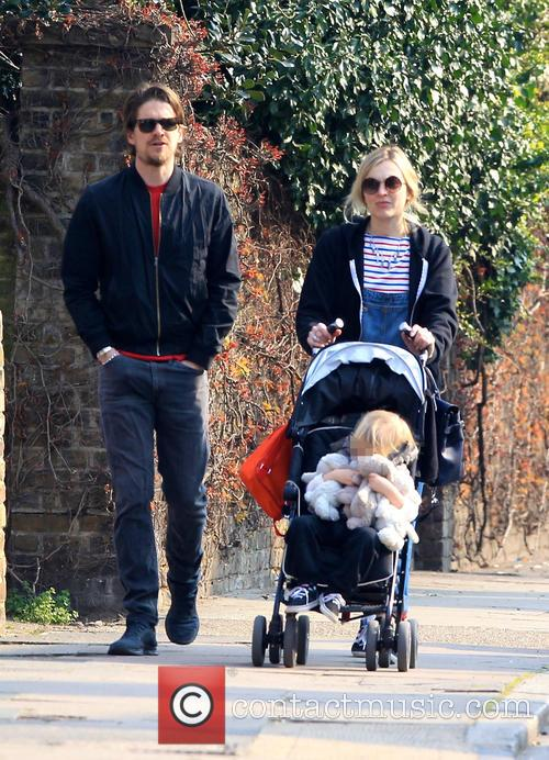 Fearne Cotton, Jessie Wood and Rex Wood 2