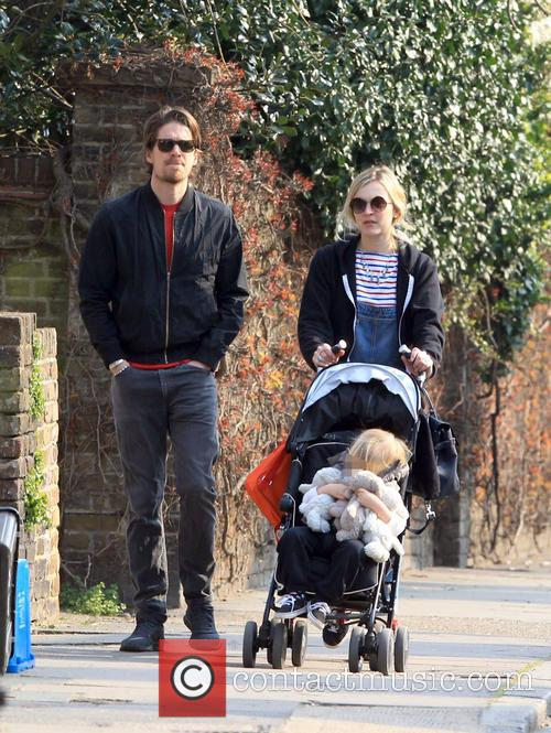 Fearne Cotton, Jessie Wood and Rex Wood 4